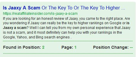 Is Jaaxy a scam